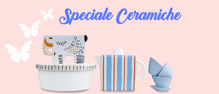 Speciale ceramiche: design e qualità per la tua tavola