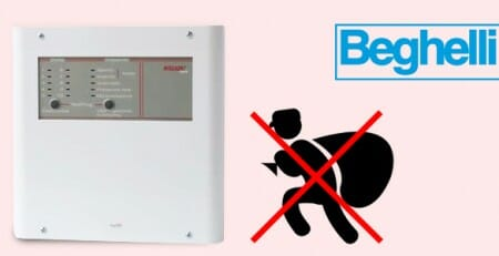Antifurto Beghelli: Kit Filare Dual System 11657