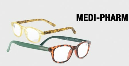 Medi-Pharm occhiali da lettura