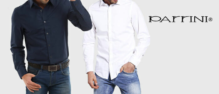 Parrini Camicie Uomo