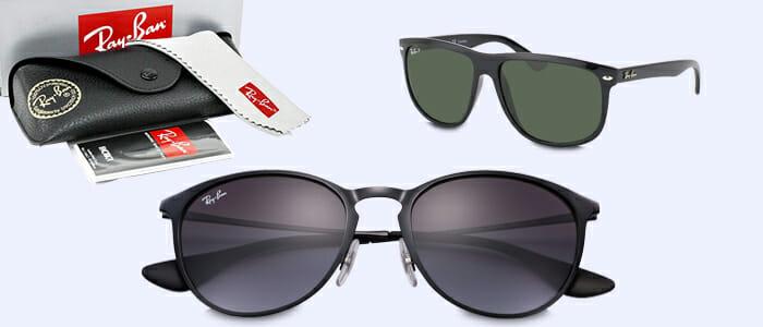 seleziona per ultimo rivenditore all'ingrosso più vicino a Ray-Ban occhiali da sole uomo/donna - Buy&Benefit