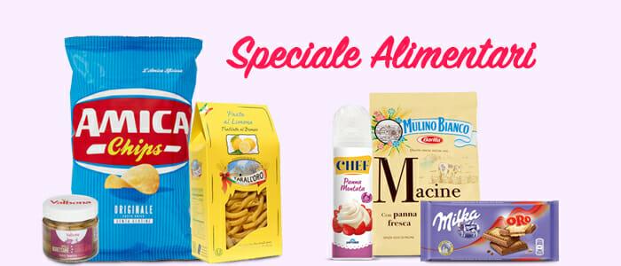 Speciale Alimentari: NOVITÀ