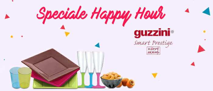 Speciale Happy Hour: set da tavola