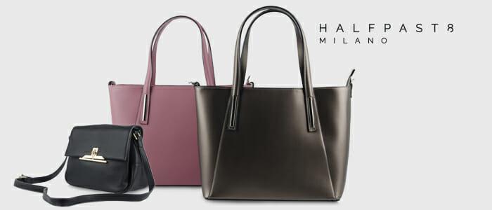HALFPAST8: borse nuova collezione