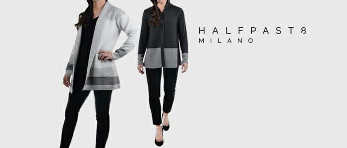 HALFPAST8 maglieria donna