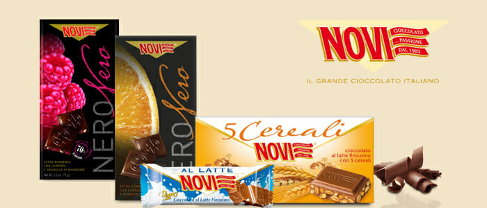 Novi Cioccolato italiano