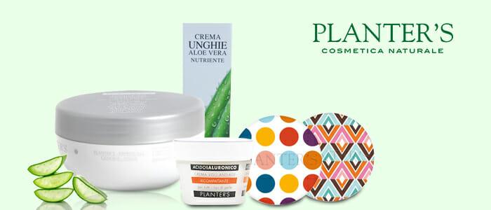 Planter's cosmesi naturale: viso, mani, corpo