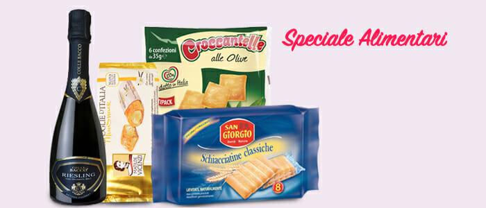 Speciale alimentari: gustose novità
