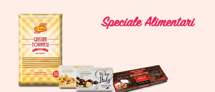 Speciale alimentari: snack dolci e salati