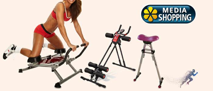 Speciale fitness: attrezzatura e accessori da palestra