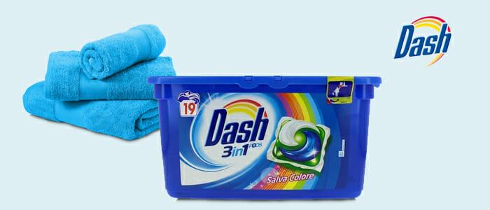Dash Pods 3in1 19 lavaggi