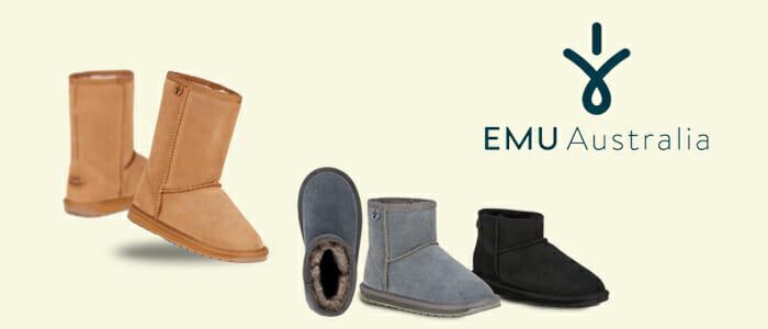 EMU Australia: Boot Wallaby e Stinger