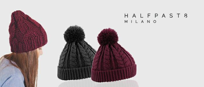 HALFPAST8® cappellini di lana