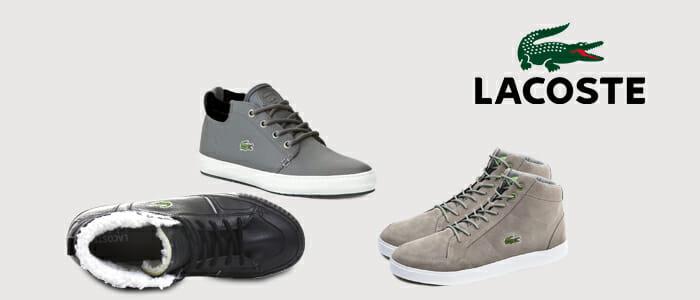 Lacoste: scarpe seconda scelta