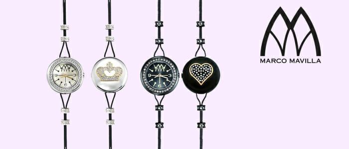 Marco Mavilla orologi