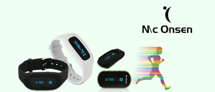 Mc Onsen: KeepFit fitness tracker