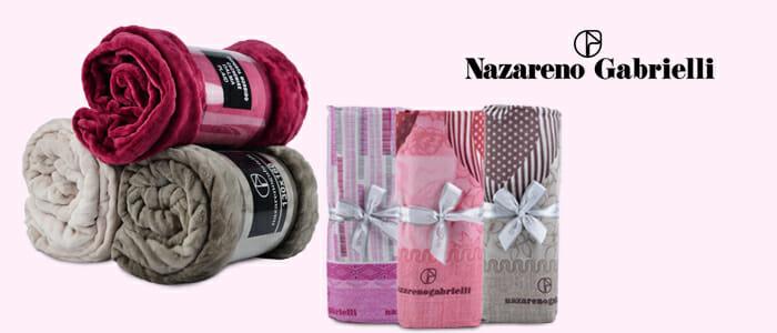 Nazareno Gabrielli: biancheria e tessili casa