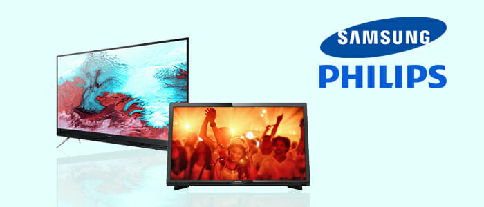 Speciale TV Samsung e Philips