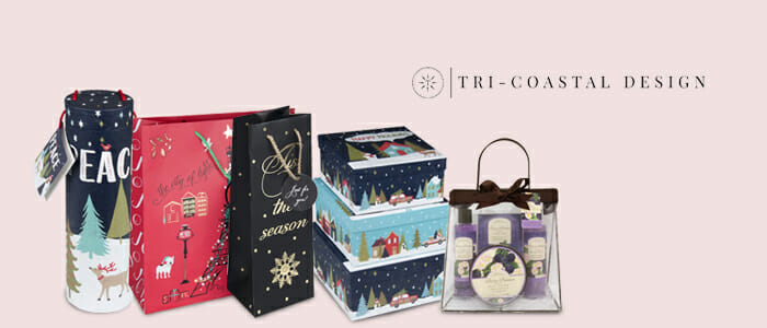 Tri-Coastal Design idee regalo