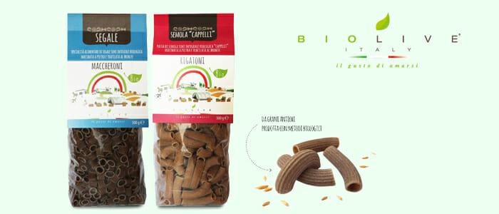 BioLive Italy Pasta Biologica