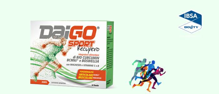 Daigo Sport Recupero: Integratore alimentare
