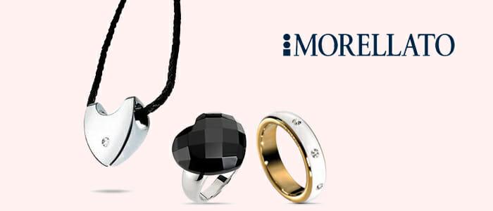 Morellato gioielli: anelli, pendenti e portachiavi