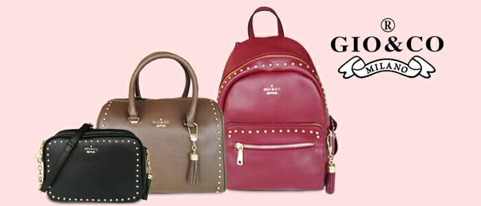 Gio & Co Milano borse Buy&Benefit