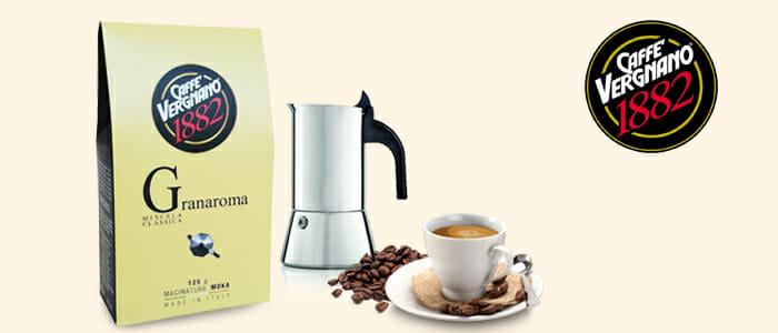 Caffè Vergnano Granaroma: Miscela Classica