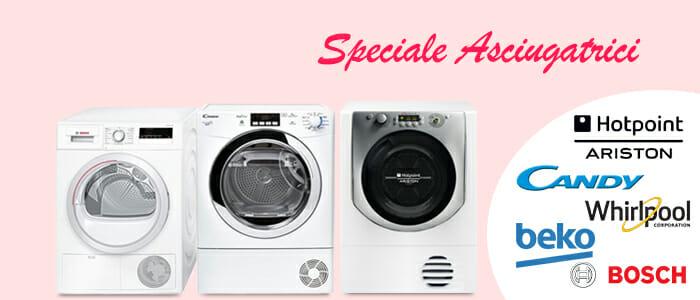 Speciale asciugatrici