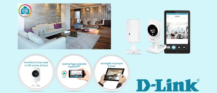D-Link: MyDlink Home Monitor HD