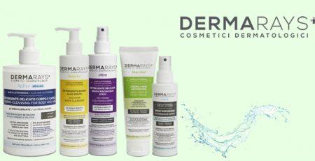 Dermarays: trattamenti specifici per pelli sensibili