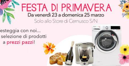 Festa di Primavera Store Cernusco