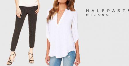 HALFPAST8®: abbigliamento donna P/E 2018