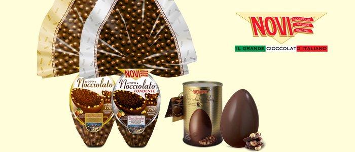 Novi Uova di Cioccolato