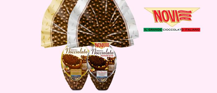 Promozione Novi Uova di Cioccolato