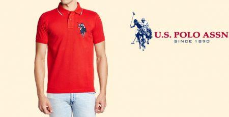 U.S. Polo Assn. polo uomo