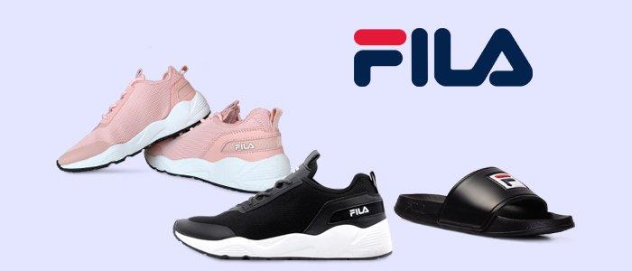 Fila: scarpe P/E 2018