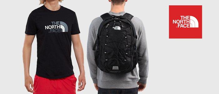 The North Face P/E 2018: zaini, felpe e giacche