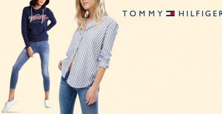 Tommy Hilfiger: abbigliamento donna