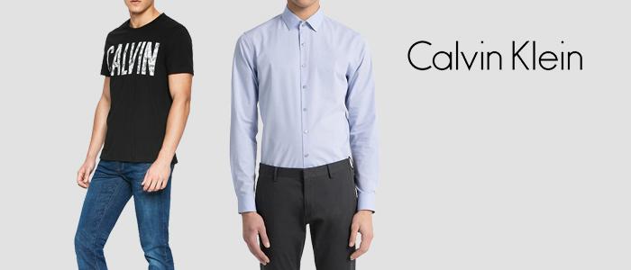 Calvin Klein camicie e t-shirt uomo