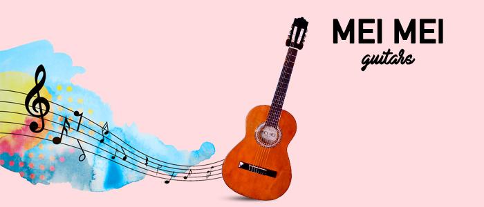 Mei Mei chitarra classica