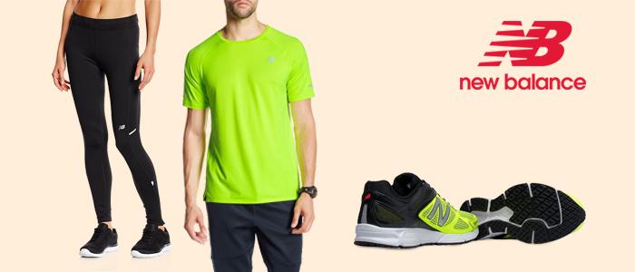 New Balance: scarpe running e abbigliamento sportivo