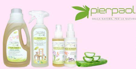 Pierpaoli cosmesi e detergenza casa ECO-BIO
