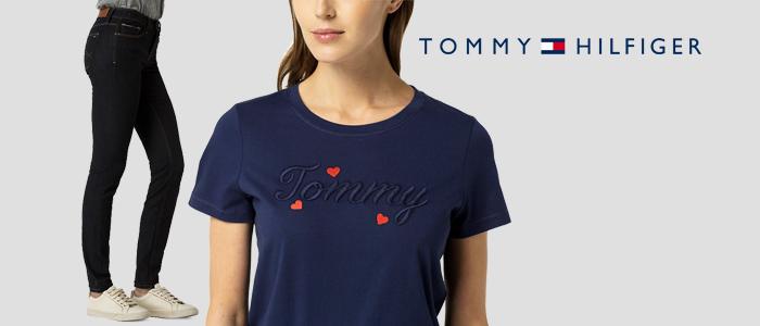 Tommy Hilfiger abbigliamento e scarpe donna