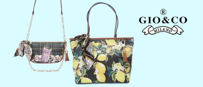 Gio&Co borse, tracolle e portafogli Buy&Benefit