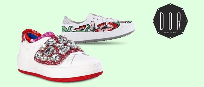 DOR sneakers donna