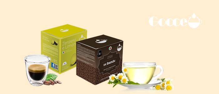 Gocce di Caffè: Capsule Compatibili Nespresso e Dolce Gusto