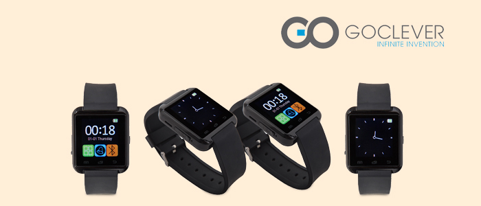 Goclever Smartwatch Chronos Colour