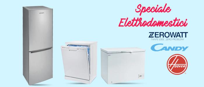 Grandi Elettrodomestici: Hoover, Candy e Zerowatt