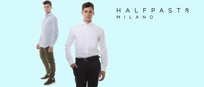 HALFPAST8® Camicie Uomo - Nuova collezione
